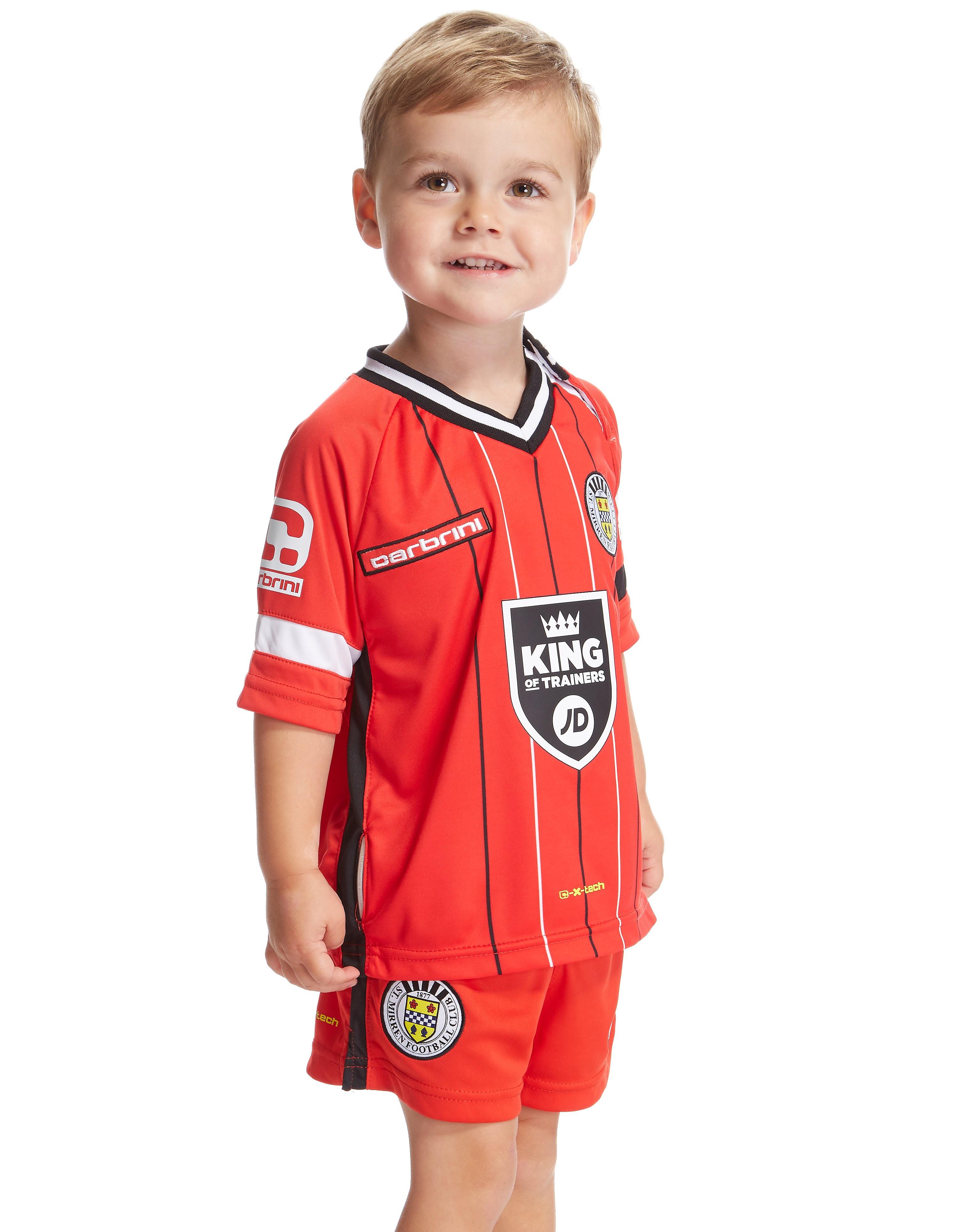 Carbrini St Mirren FC 2015 Away Kit Infant