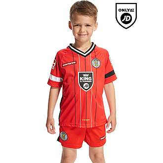 Carbrini St Mirren 2015 Away Kit Children