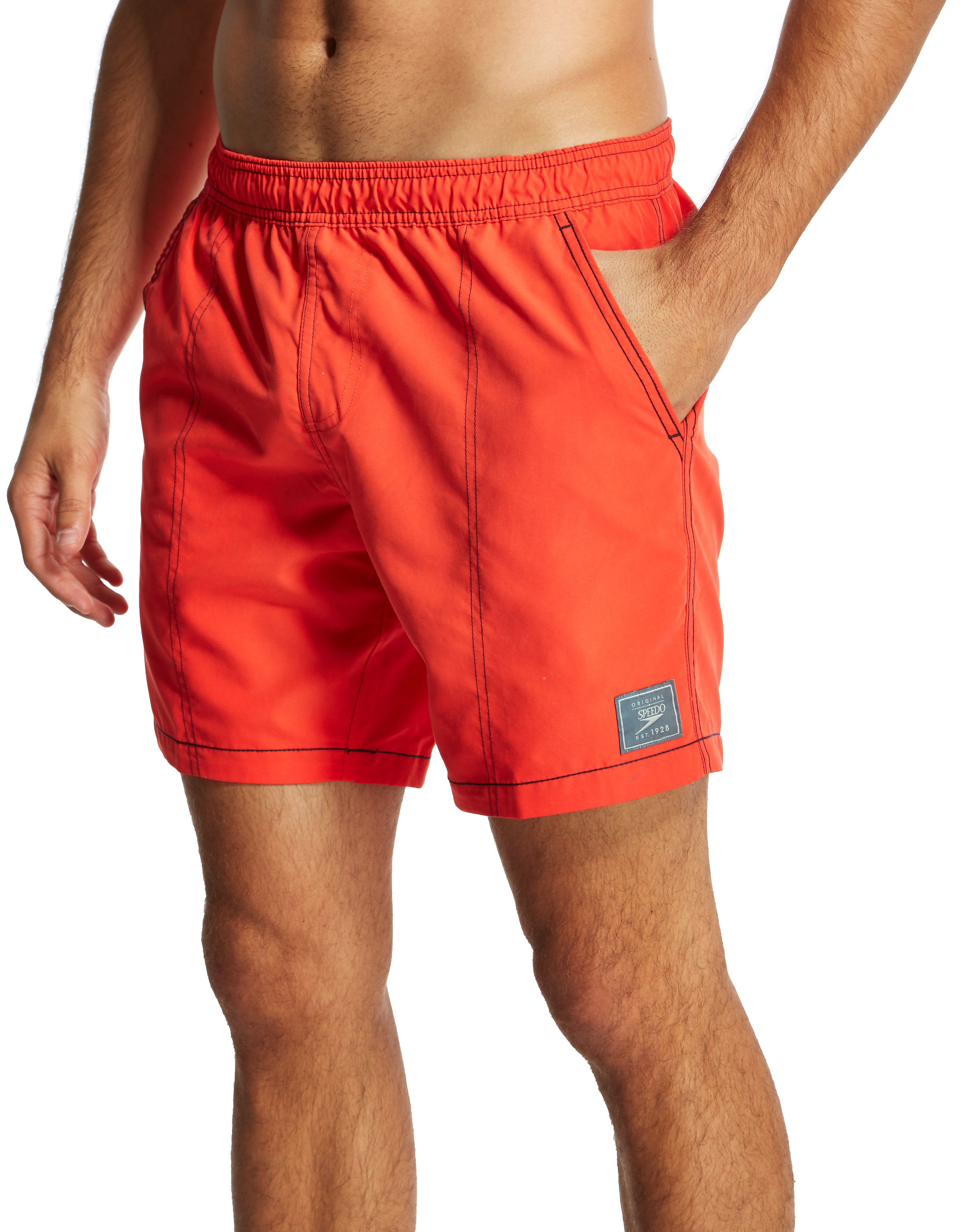 "Speedo 16"" Trim Swim Shorts"