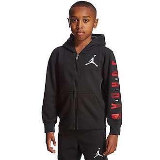 Jordan Jumpman Full Zip Hoody Junior
