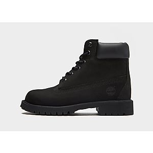 Boys Black Timberland Boots Size Uk 2.5 Boys' Shoes Clothing, Shoes & Accessories