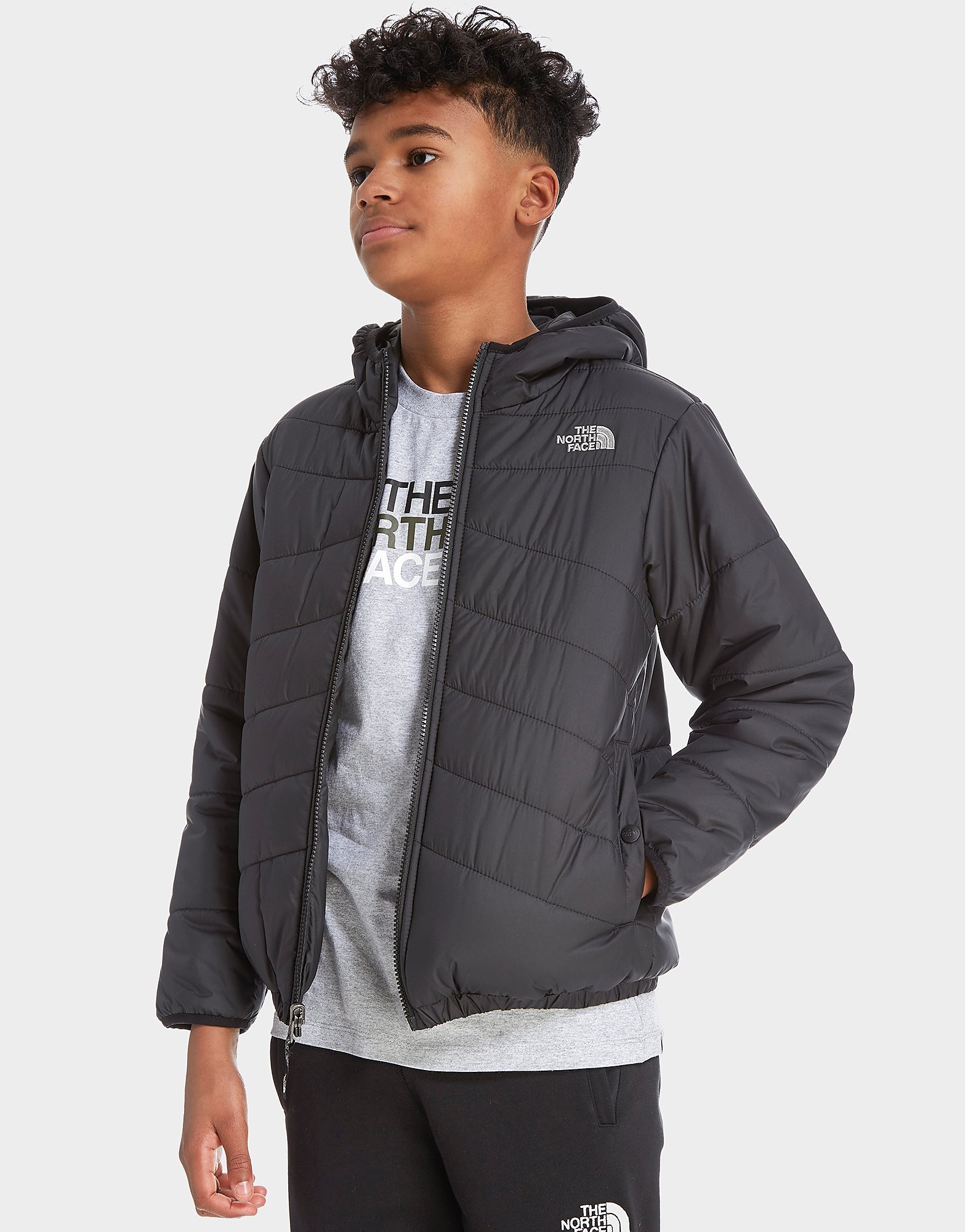 The North Face Perrito – vendbar juniorjakke