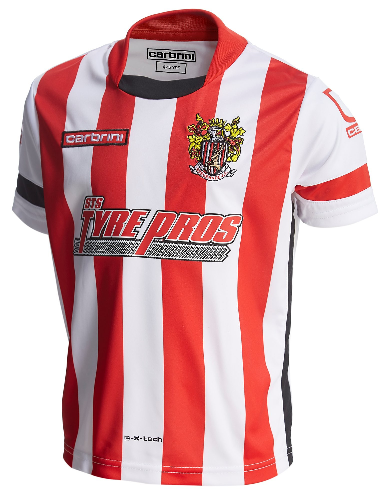 Carbrini Stevenage FC Home 2015 Kit Children
