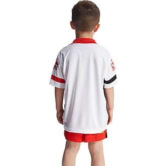 Carbrini Stevenage FC Home 2015 Kit Children