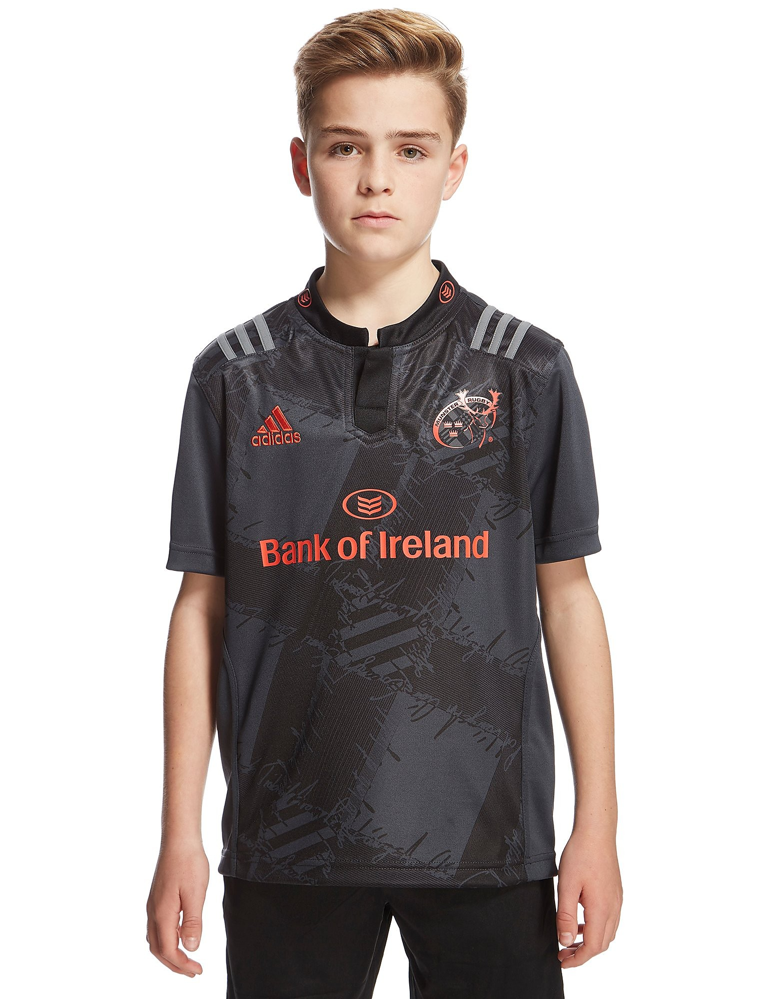 adidas Munster Rugby 2015/16 Shirt Junior