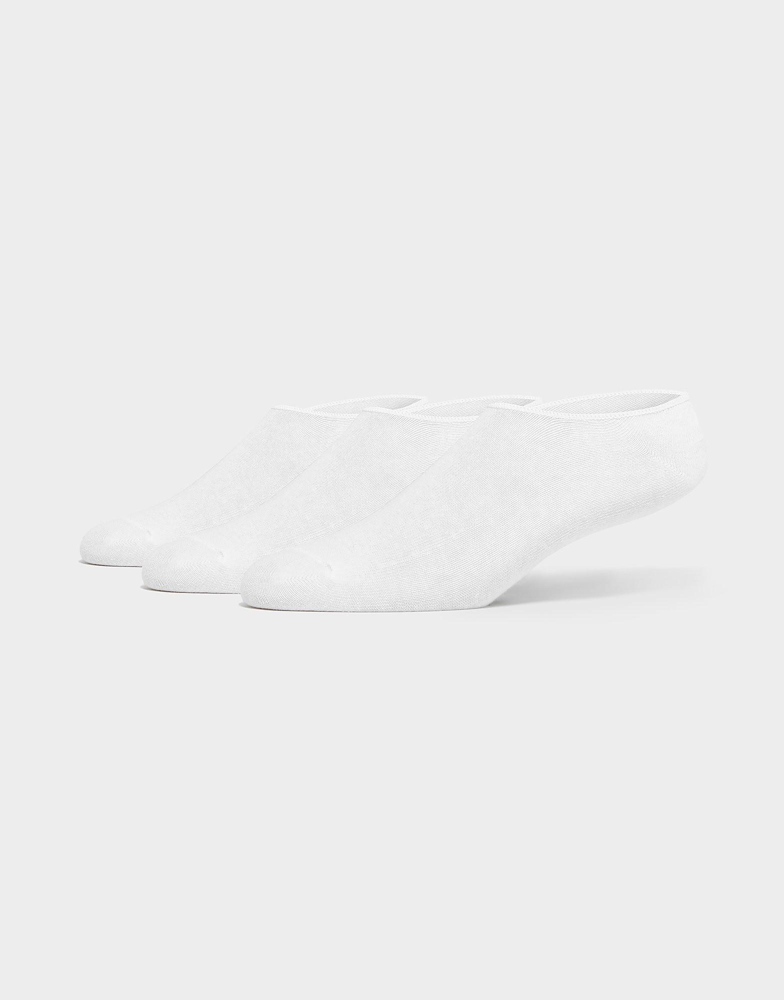 McKenzie Lot de 3paires de chaussettes invisibles