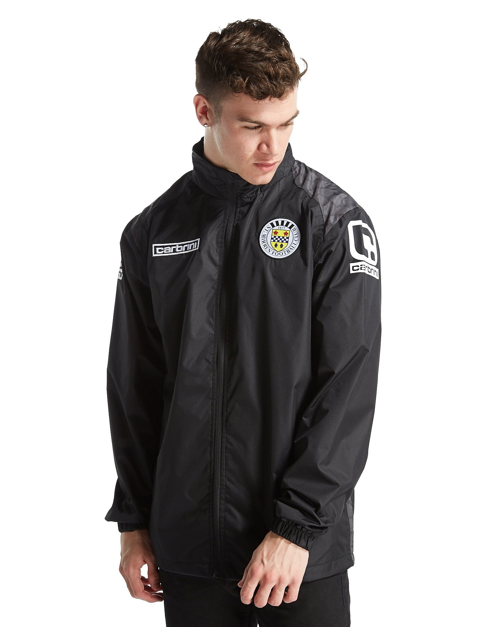 Carbrini St. Mirren FC 2015/16 Shower Jacket