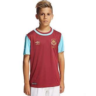 Umbro West Ham United 2015 Junior Home Shirt