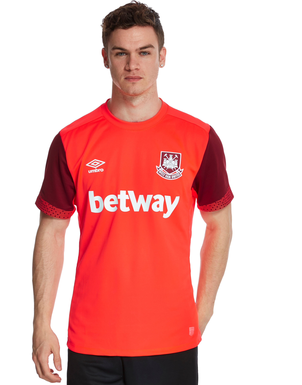 Umbro West Ham United 2015 Training Shirt
