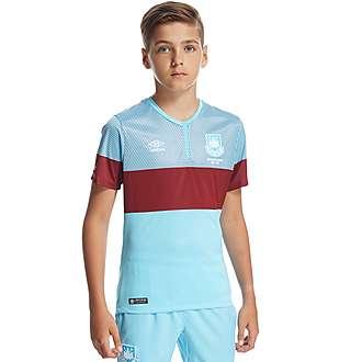 Umbro West Ham United 2015 Away Shirt Junior