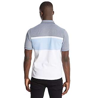 Fred Perry Oxford Panelled Polo Shirt