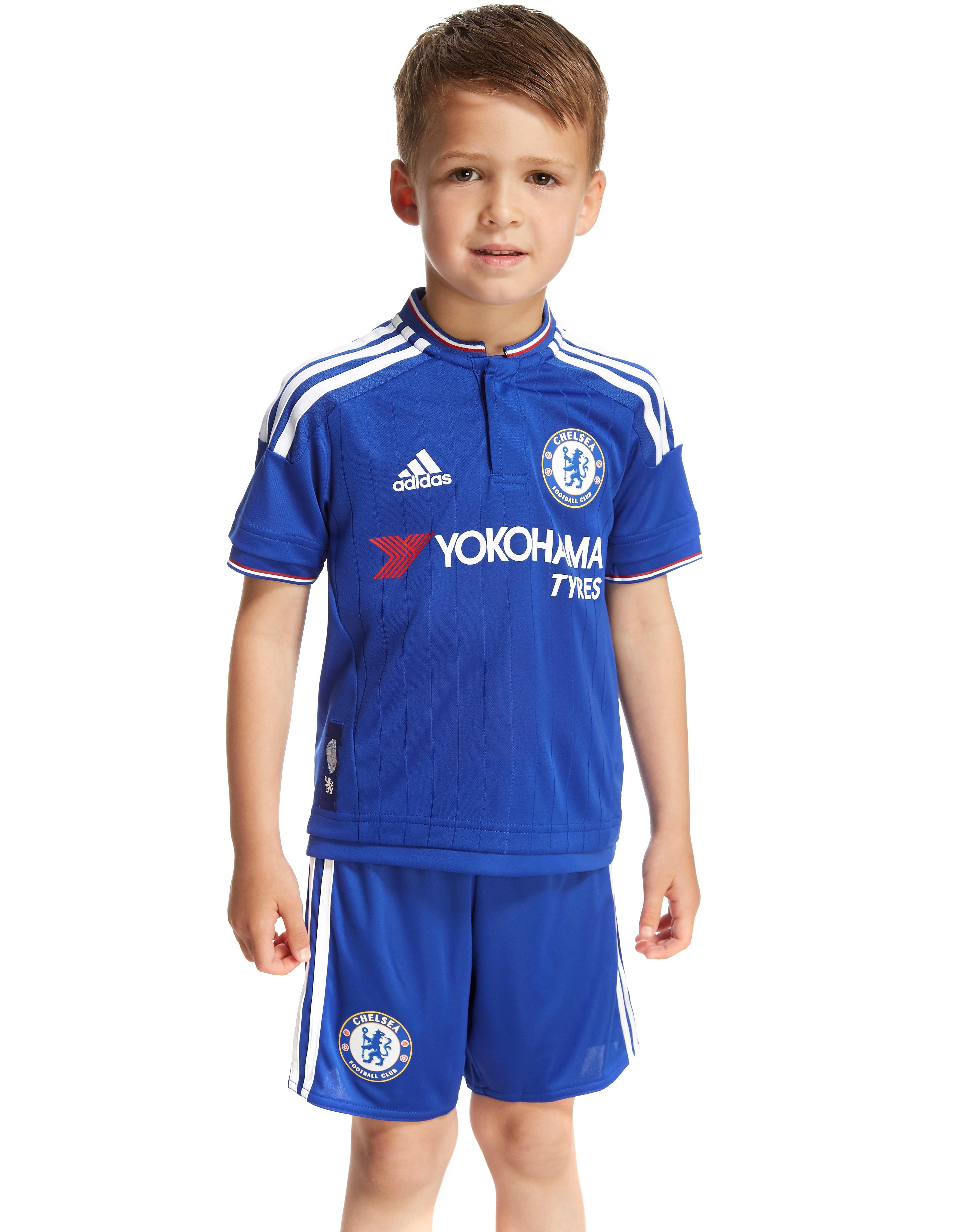 adidas Chelsea FC Home 2015 Kit Children