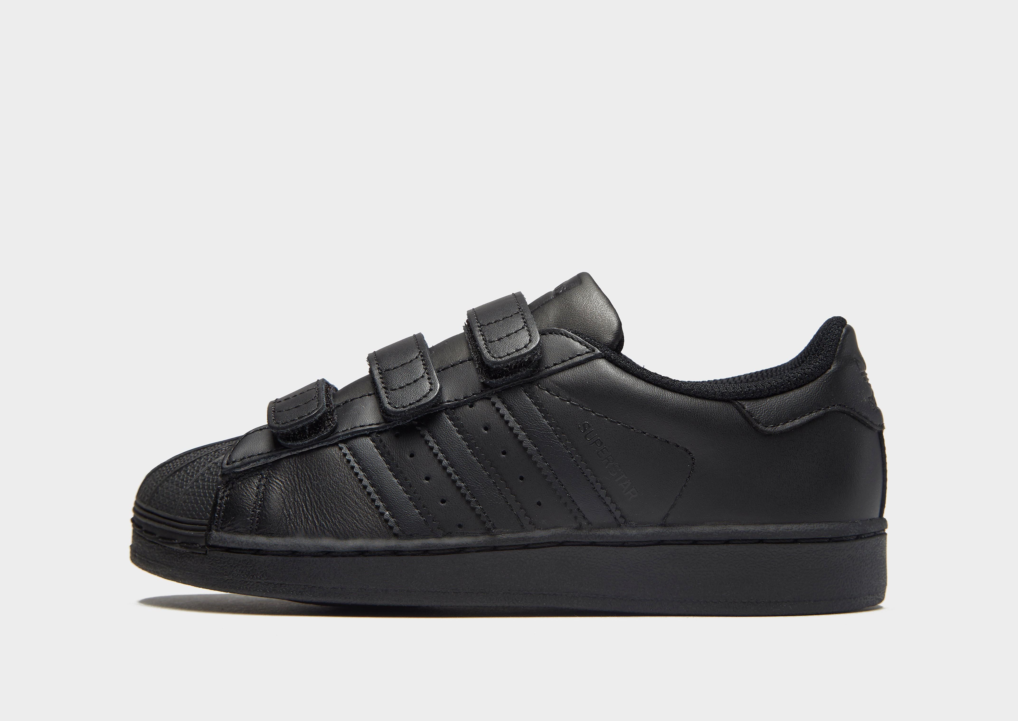 adidas Originals Superstar Kinderen - Core Black - Kind