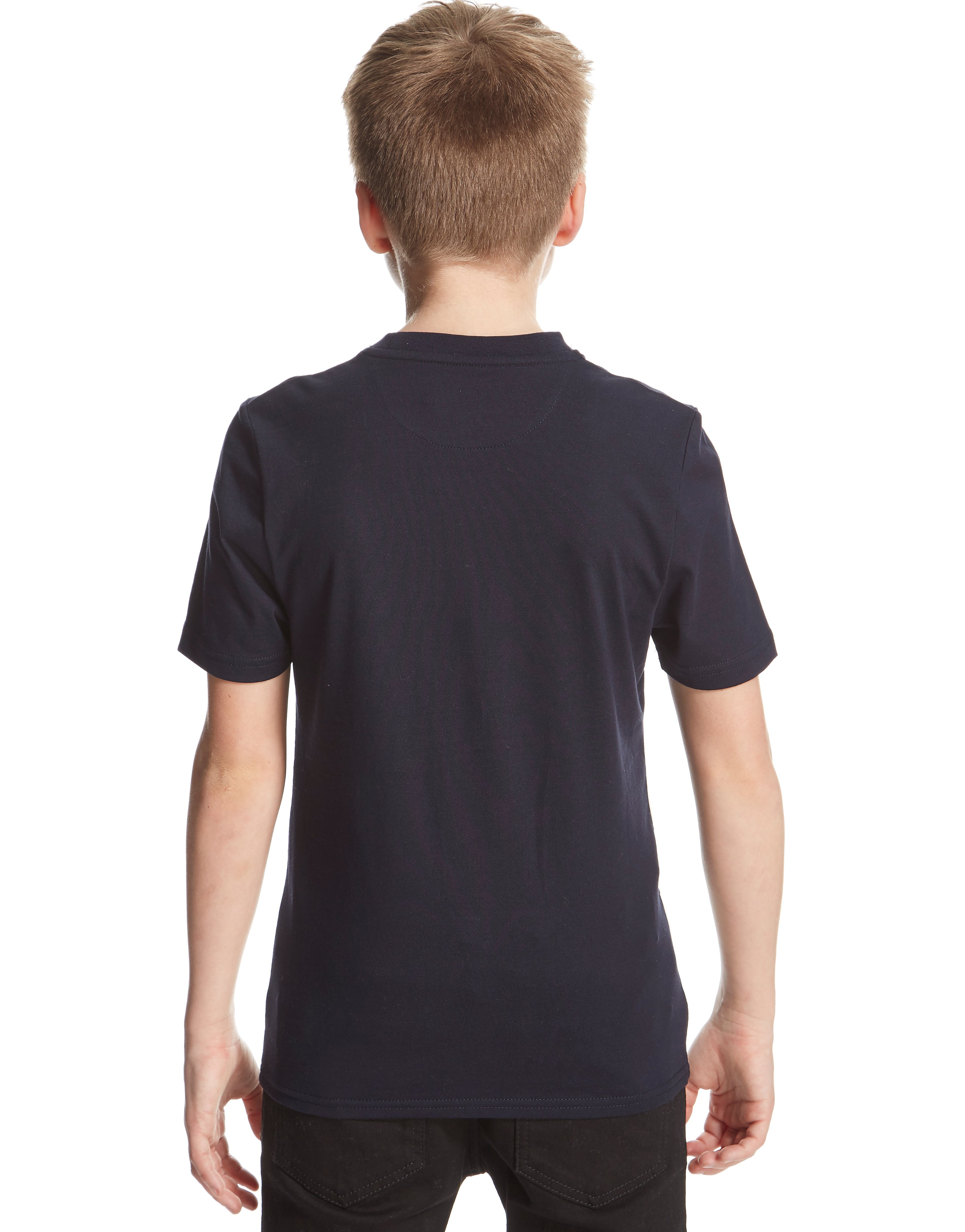 Fred Perry Striped T-Shirt Junior