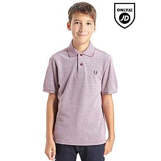 Fred Perry Oxford Polo Shirt Junior