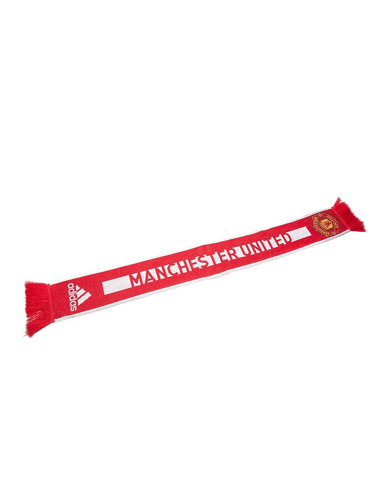 adidas Manchester United FC Scarf