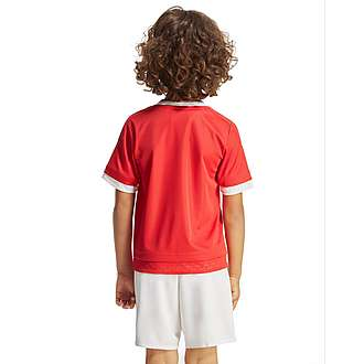 adidas Manchester United 2015/16 Home Kit Children