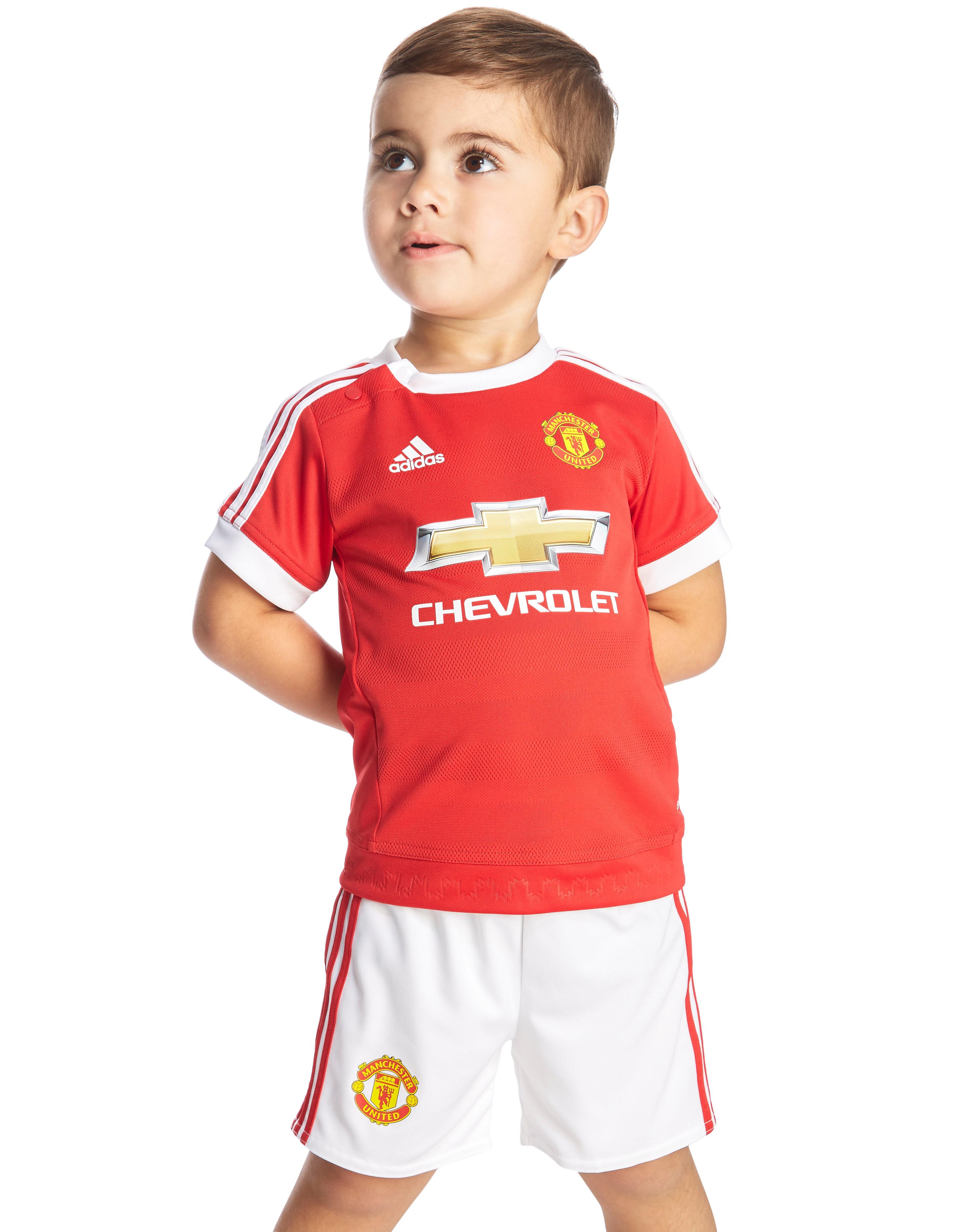 adidas Manchester United 2015 Home Kit Infant