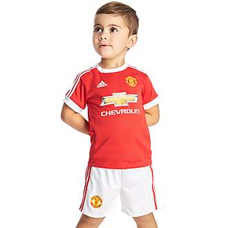 adidas Manchester United 2015 Home Kit Infant