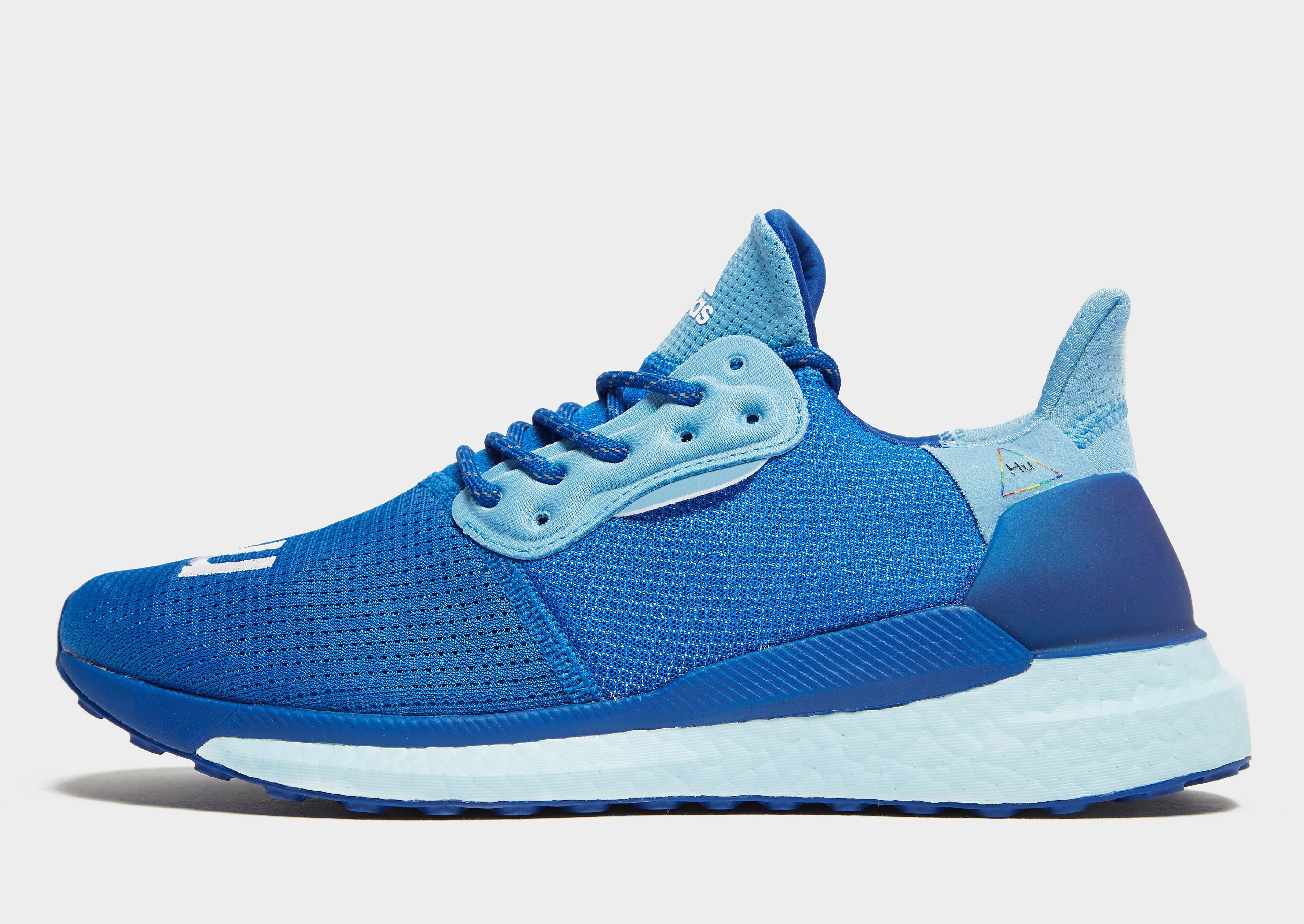 Adidas x Pharrell Williams Solar Hu Prd, Azul