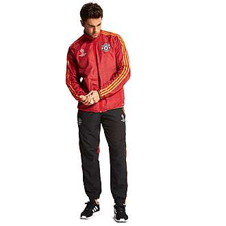 adidas Manchester United FC 2015/16 European Tracksuit