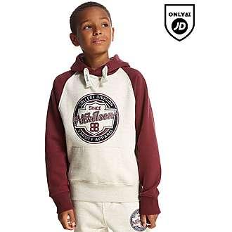 Nickelson Ogline Overhead Hoody Junior