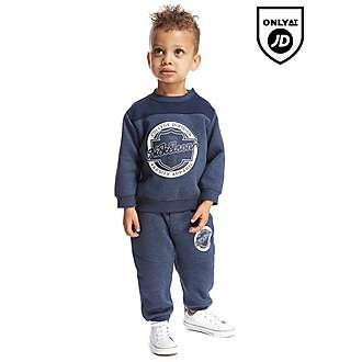 Nickelson Estrada Crew Suit Infant
