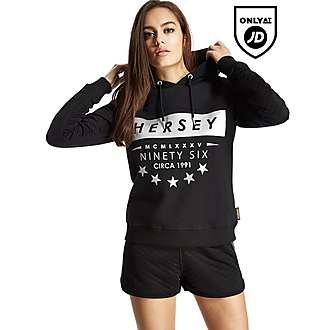 Beck and Hersey Marcy Overhead Hoody