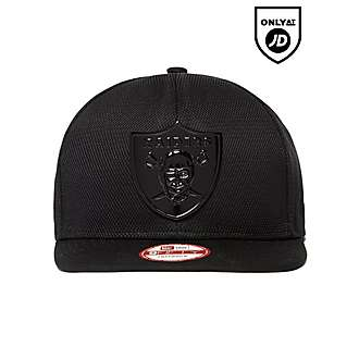 New Era 9FIFTY Diamond Oakland Raiders Metal Snapback Cap
