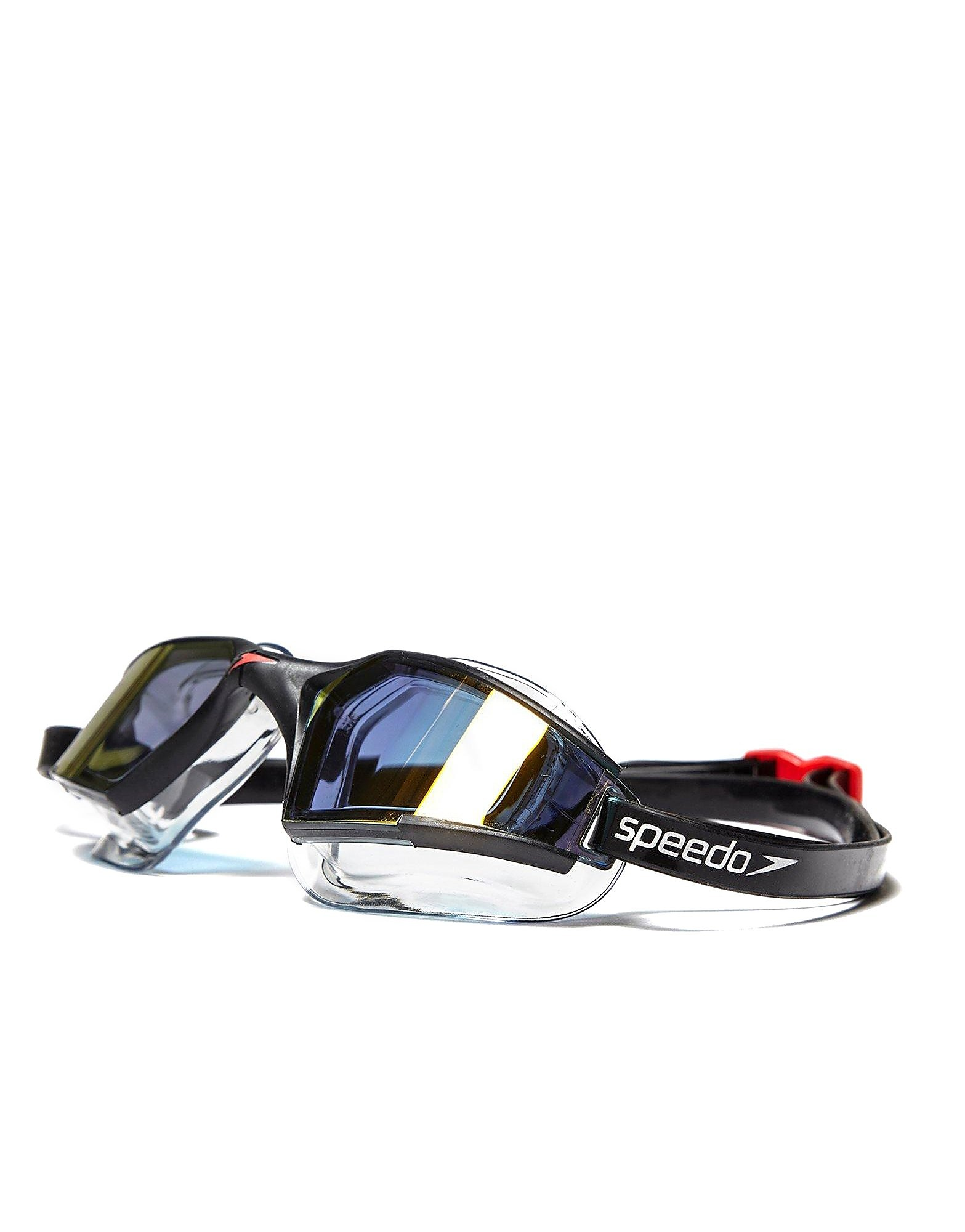 Speedo Aquapulse Max Mirror-duikbril - Zwart - Heren
