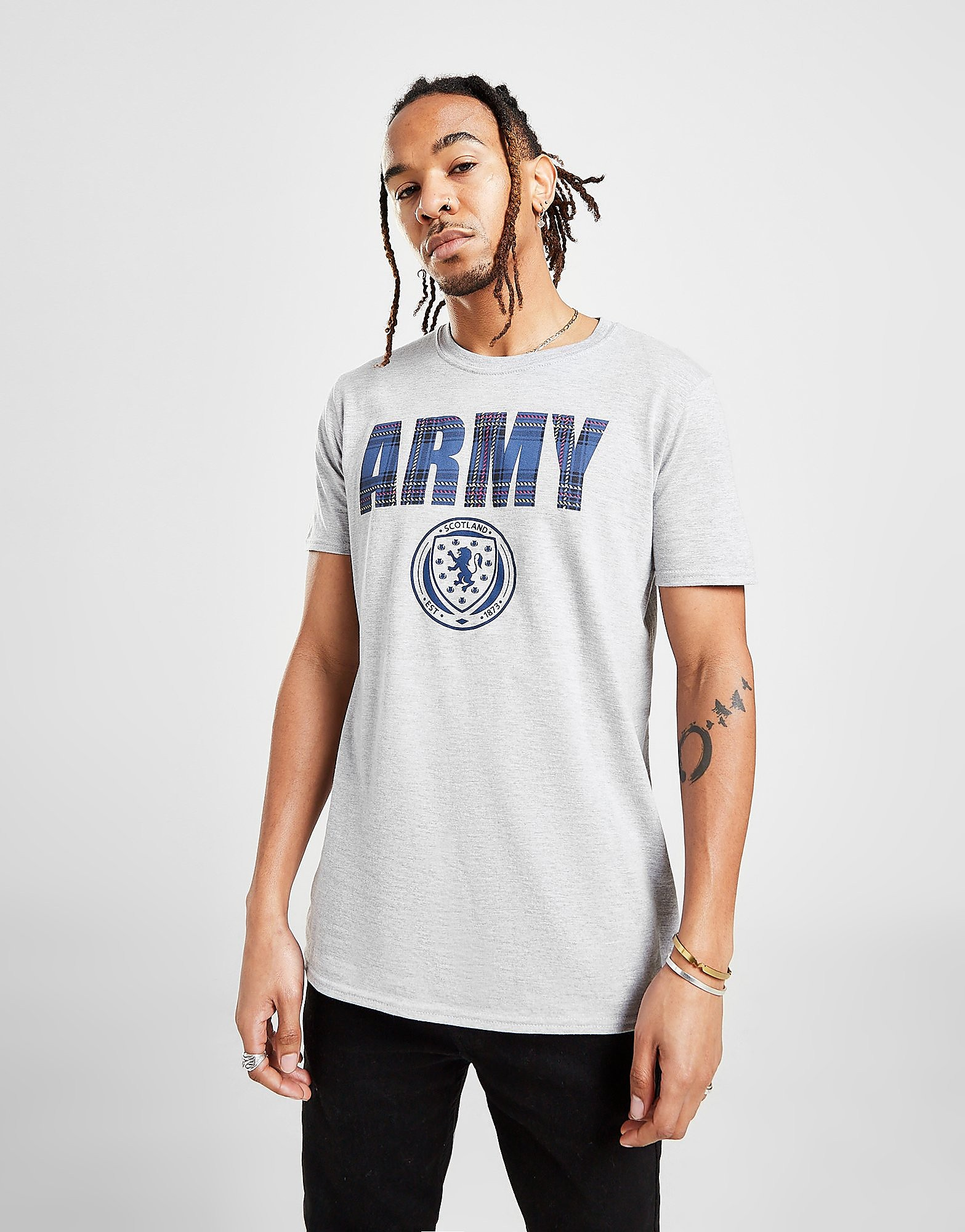 Official Team T-shirt Scotland Army