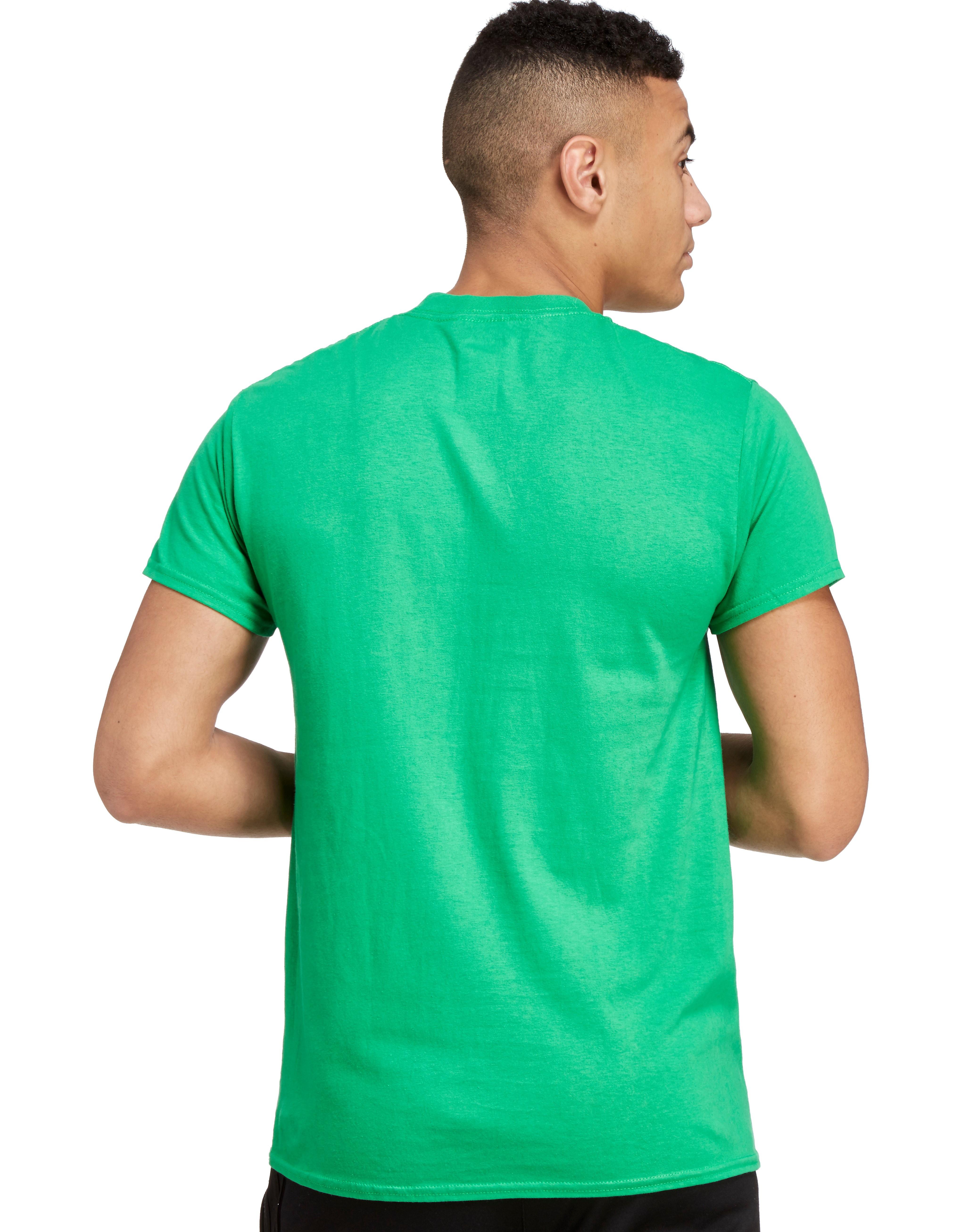 Official Team T-shirt con stemma dell'Irlanda del Nord