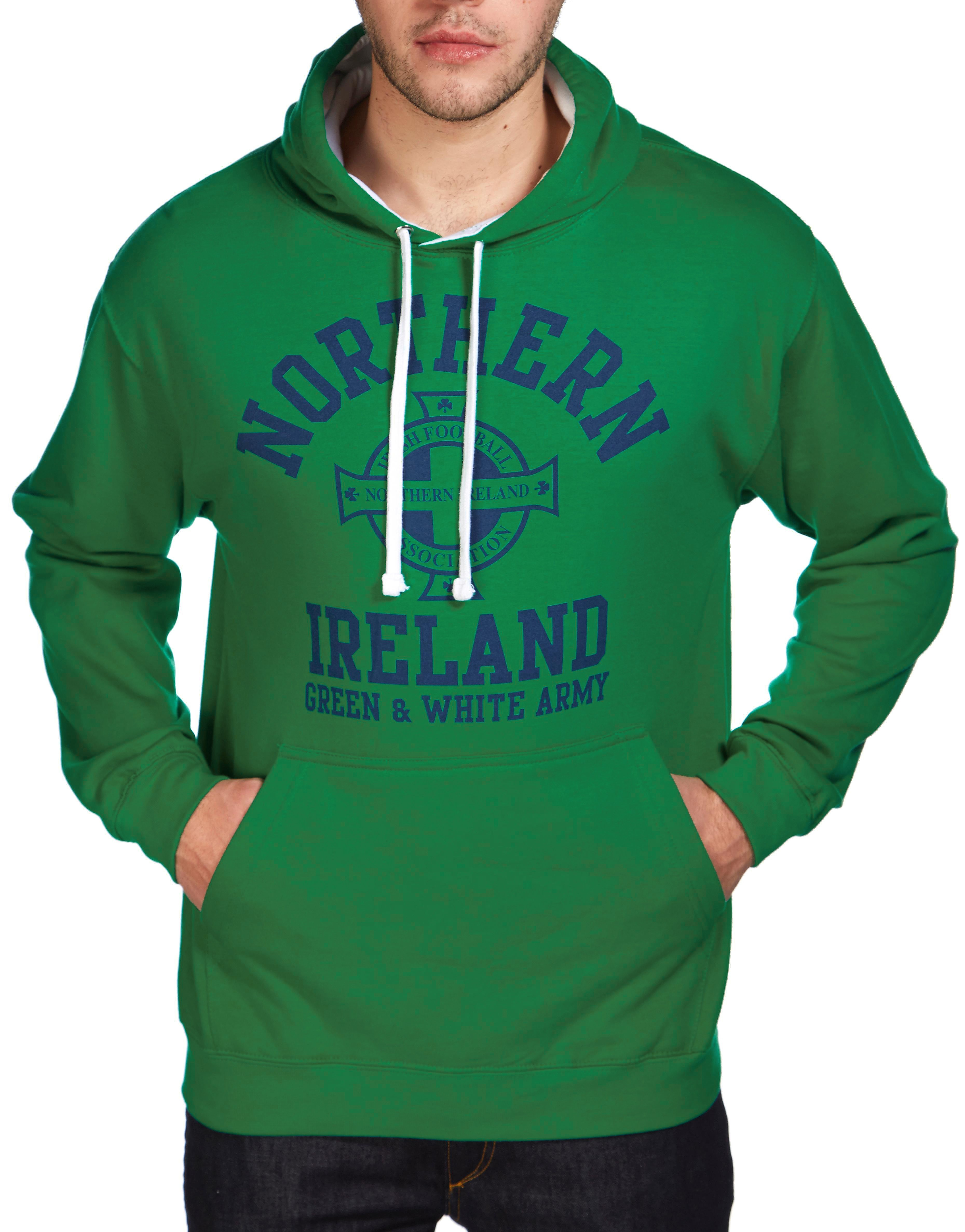 Official Team Northern Ireland Arch Hoodie