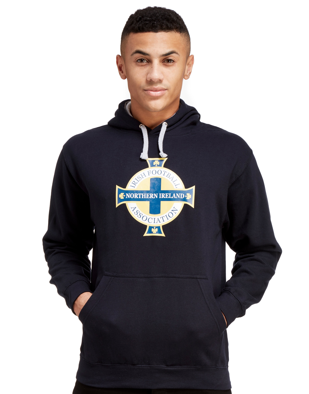 Official Team Northern Ireland Crest Hoody