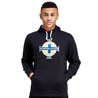 Official Team Northern Ireland Crest Hoody
