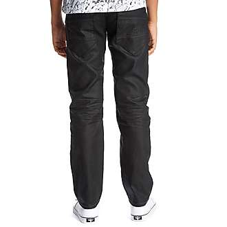 Eto Tapered Coated Jeans Junior