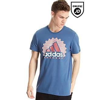 adidas Adi Sunrise T-Shirt