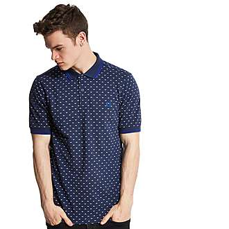 Fred Perry Twin Tipped Dot Pique Shirt