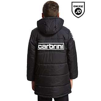 Carbrini Inverness CT FC 2015 Bench Coat Junior