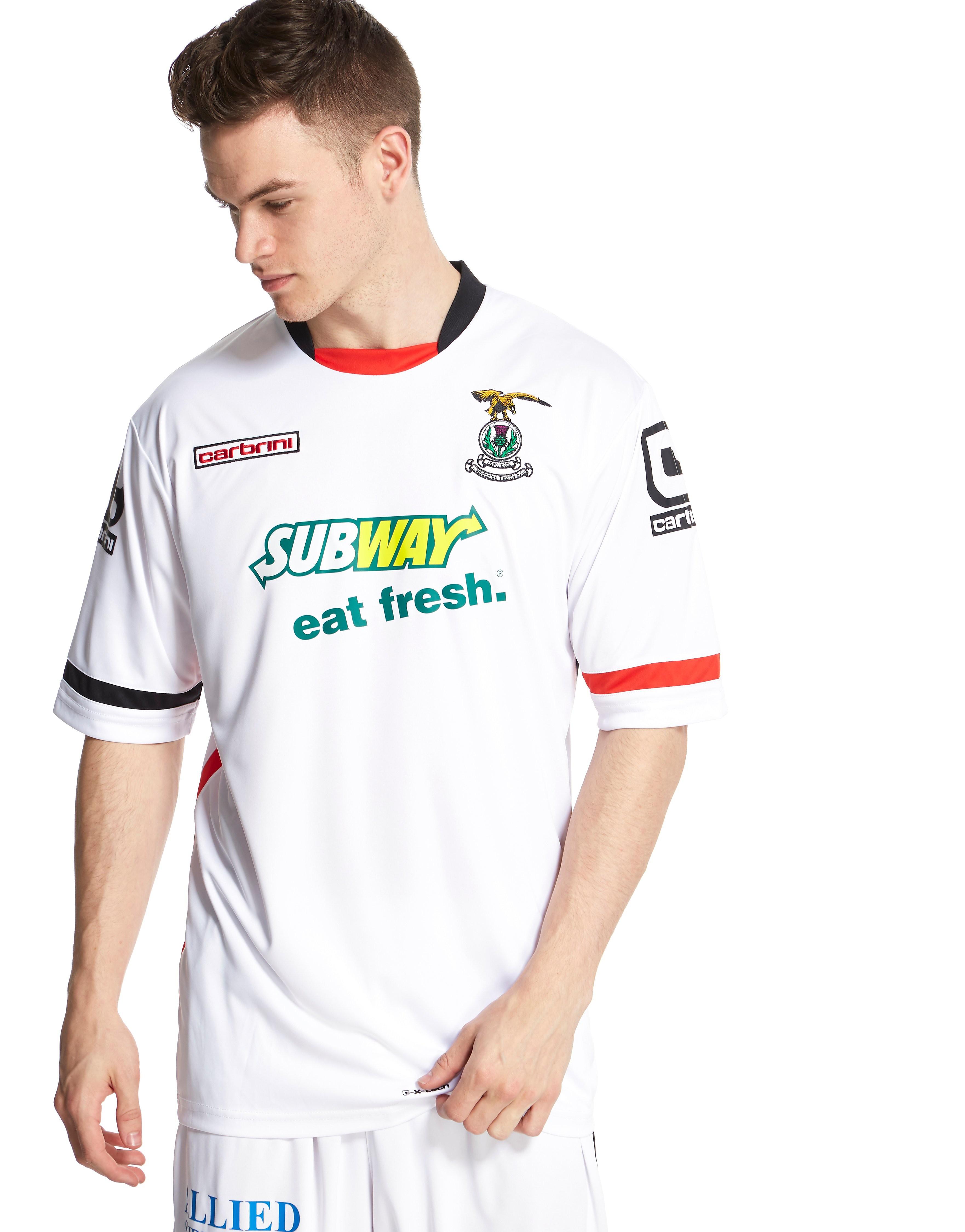 Carbrini Inverness CT Away 2015/16 Shirt