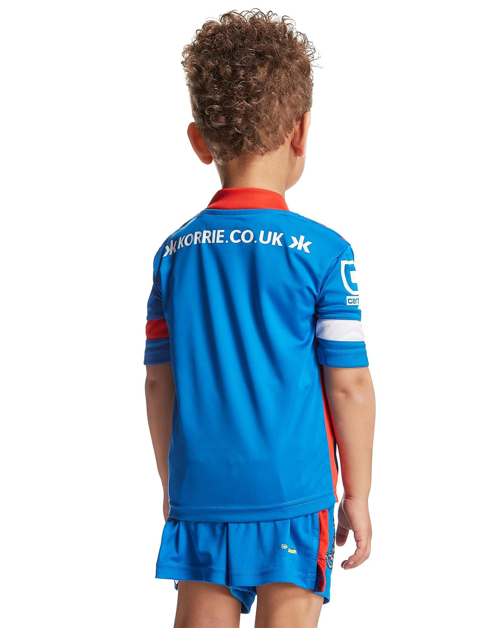 Carbrini Inverness CT FC Home 2015/16 Kit Infant