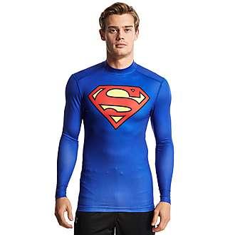 Under Armour Superman ColdGear Compression Longsleeve