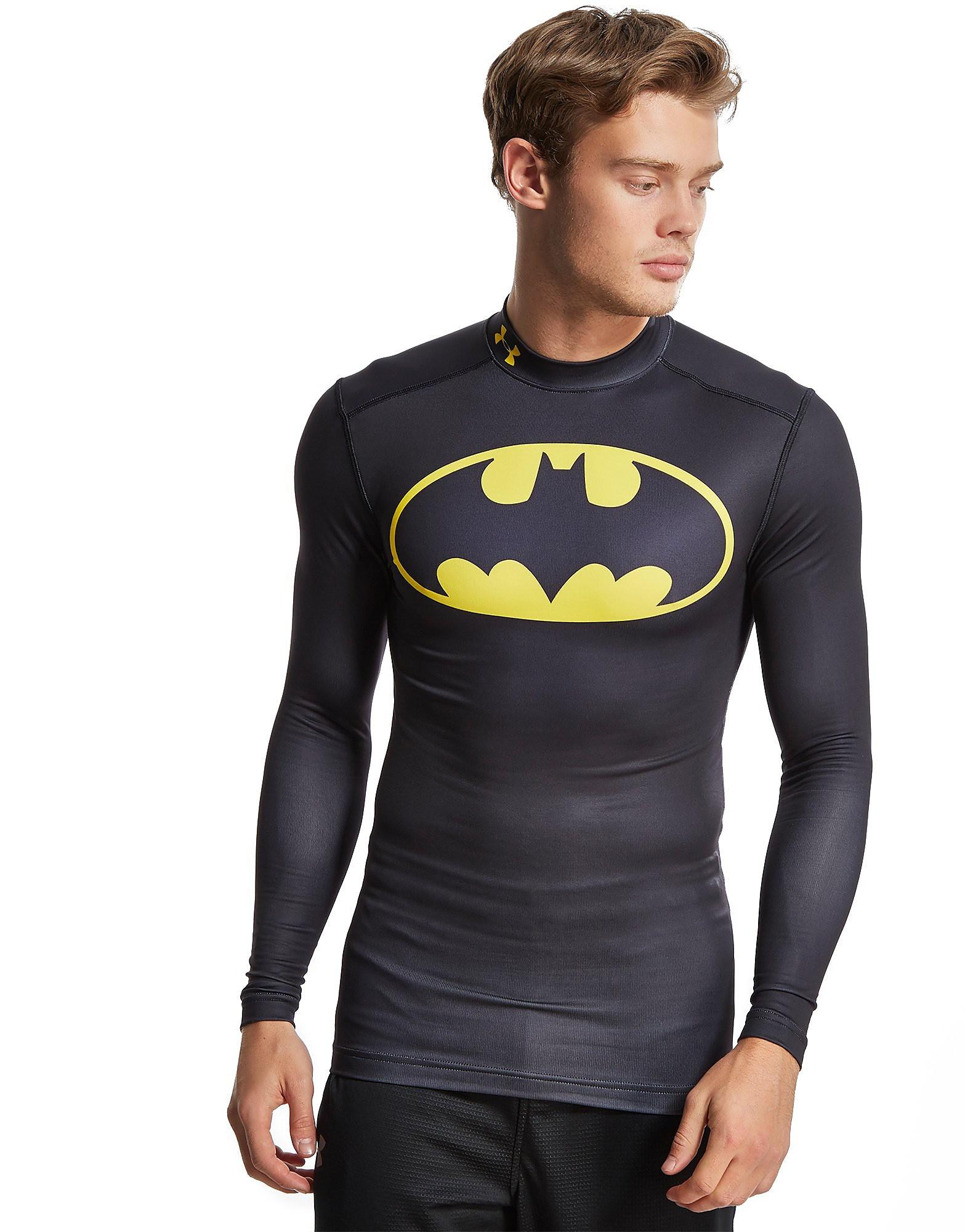 Under Armour Batman GoldGear Compression Longsleeve