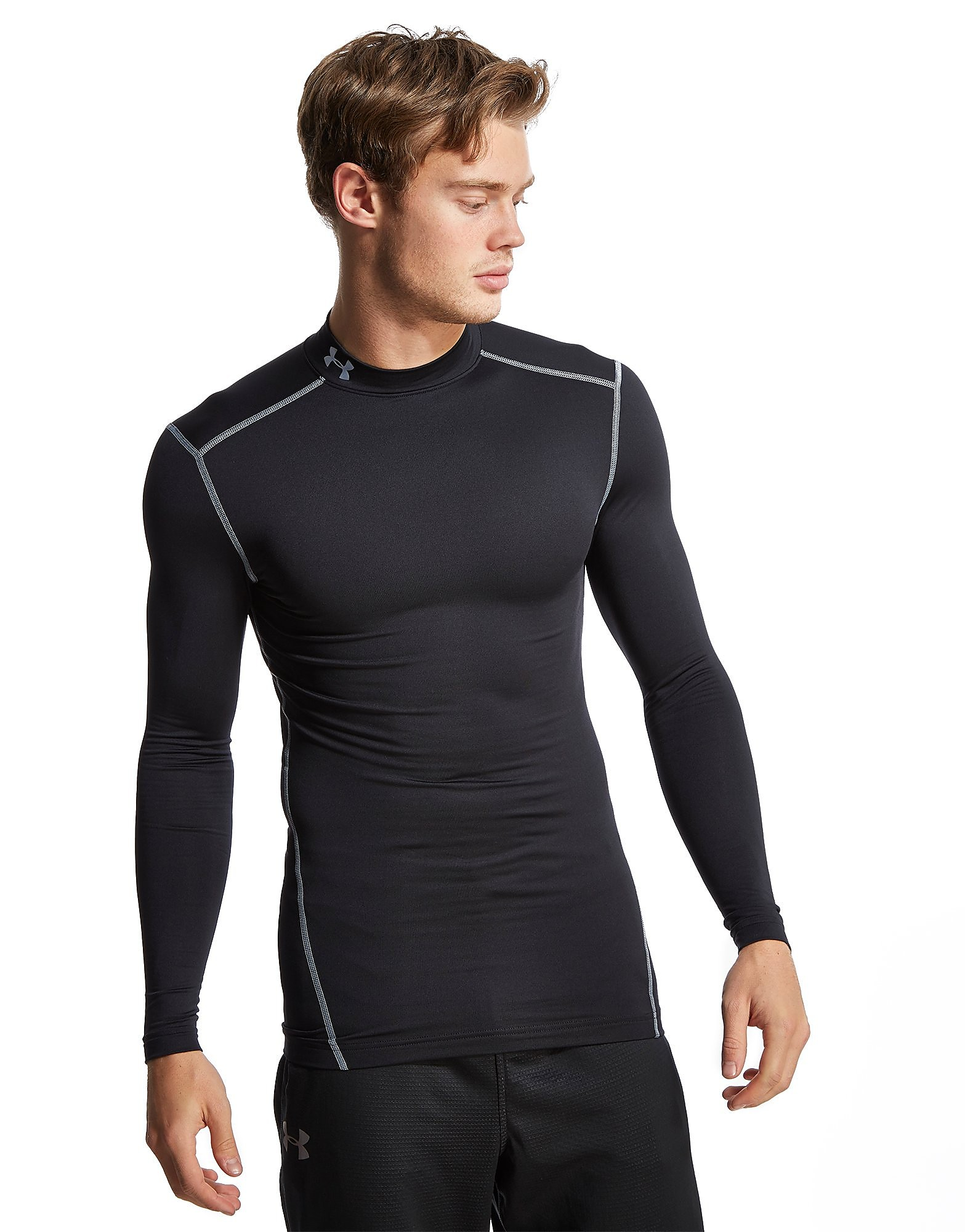 Under Armour ColdGear Armour Compression Mock Longsleeve