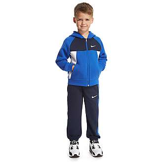 Nike Swoosh Fleece Suit Children
