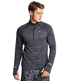 Nike Sphere Half Zip Long Sleeve Top