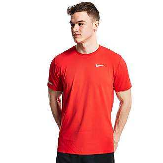 Nike Dri Fit Contour Short Sleeve T-Shirt