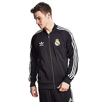 adidas Originals Real Madrid Superstar 2015 Track Jacket