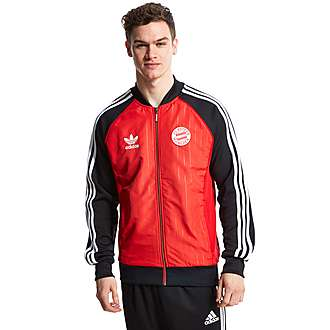 adidas Originals FC Bayern Munchen Superstar Track Top