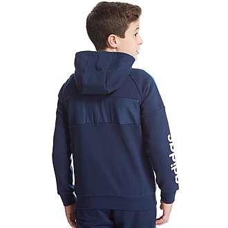 adidas Linear Full Zip Hoody Junior